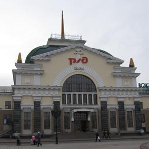 Железнодорожные вокзалы Починка