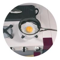 Тихая заводь - иконка «кухня» в Починке